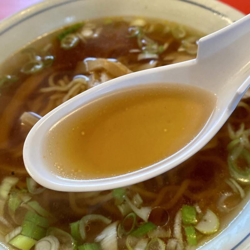 中華料理 珍満 秋田県にかほ市象潟町 チャーハン+ミニラーメンセット 炒飯 醤油ラーメン スープ