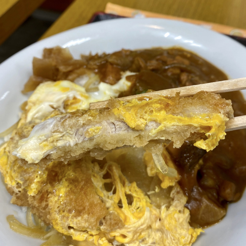 食堂・弁当 茂利多屋 もりたや 山形県天童市中里 カツ丼カレー