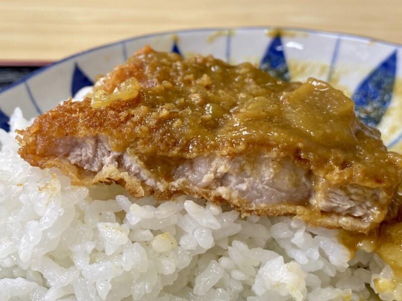 お食事処 えのき 秋田県秋田市寺内 カツカレー