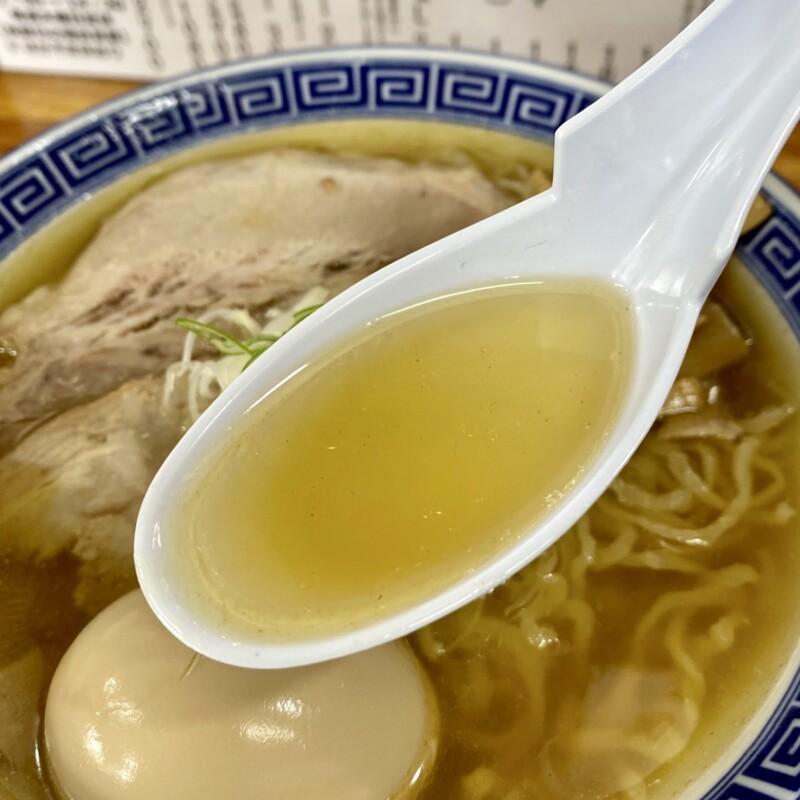 中華そば 琴の こんの 山形県鶴岡市羽黒町黒瀬 塩中華そば こってり スープ
