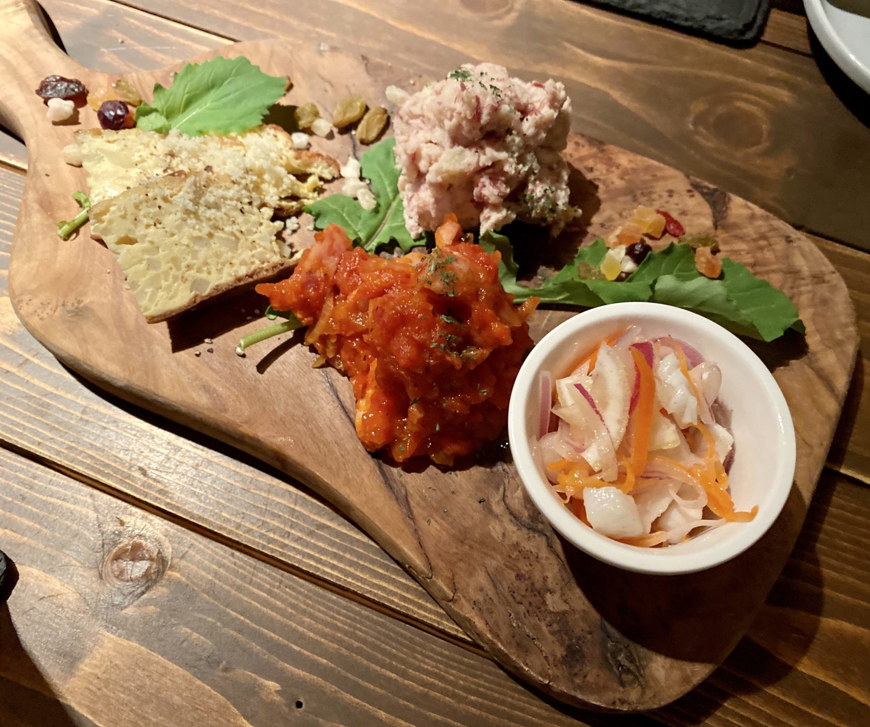 イタリアン肉バル ichimaru‐iihi いちまるいいひ 栃木県宇都宮市陽東 料理