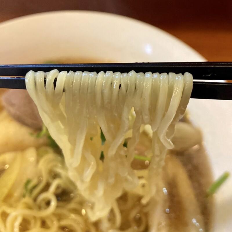 居酒屋いろは 秋田県横手市前郷 きりたんぽらーめん 醤油ラーメン 麺