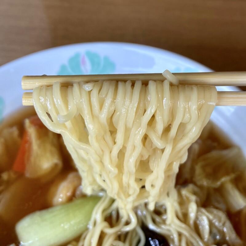 中華麺飯店 広東鍋家 かんとんこうや 秋田県由利本荘市大鍬町 広東麺 麺