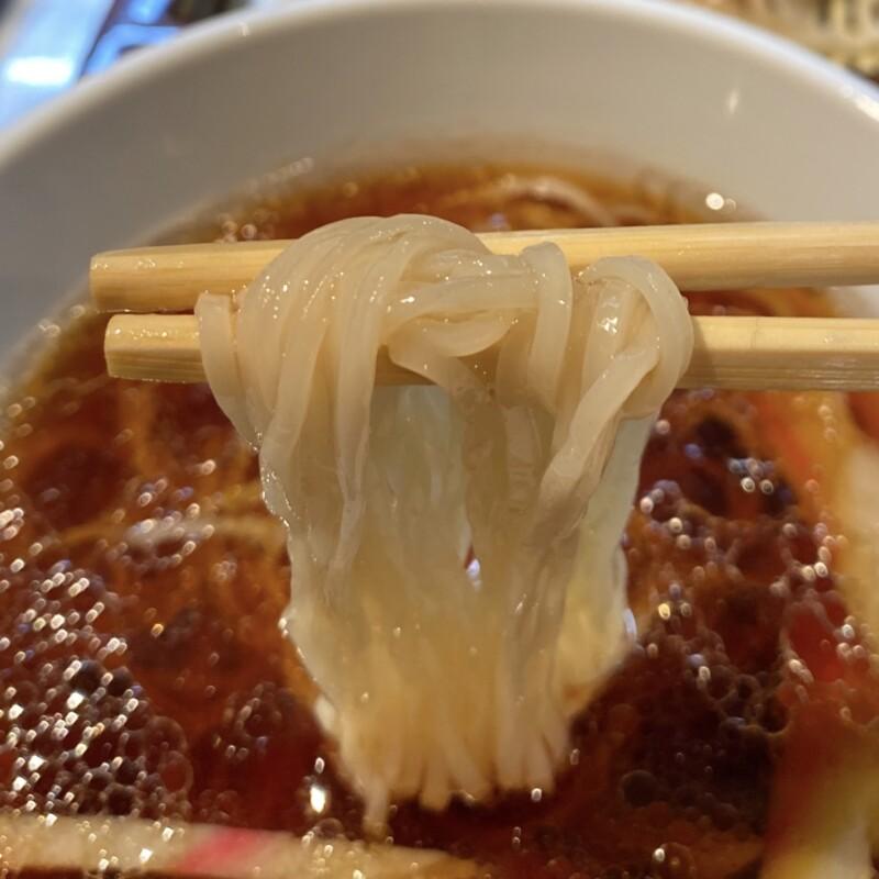 麺やまらぁ 東京都中央区日本橋人形町 創業10周年特別メニュー 更科 自家製麺 ノーマル麺