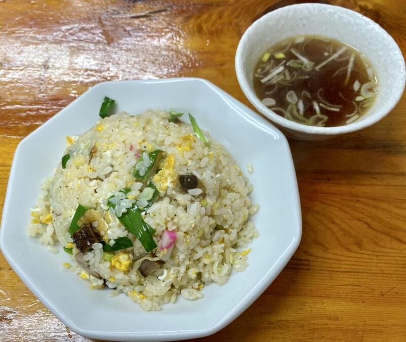 中華蕎麦 みやま 千葉県柏市松ヶ崎 北柏 ガーリックチャーハン 炒飯