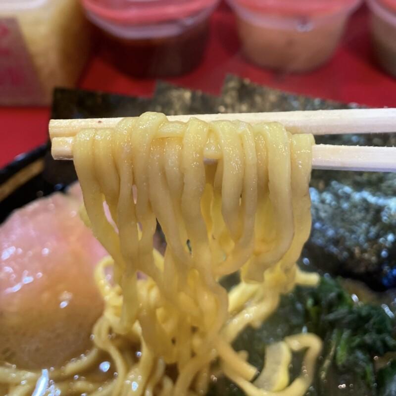 家系ラーメン とらきち家 神奈川県横浜市神奈川区西神奈川 横浜ご当地 ラーメン 麺