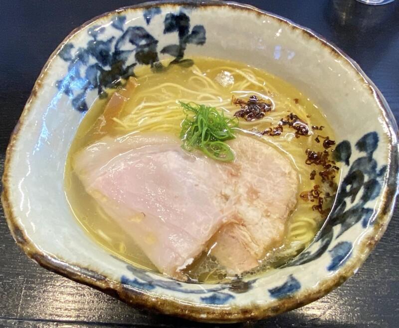53's Noodle ゴミズヌードル 神奈川県藤沢市湘南台 塩そば 塩ラーメン