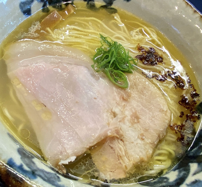 53's Noodle ゴミズヌードル 神奈川県藤沢市湘南台 塩そば 塩ラーメン 具