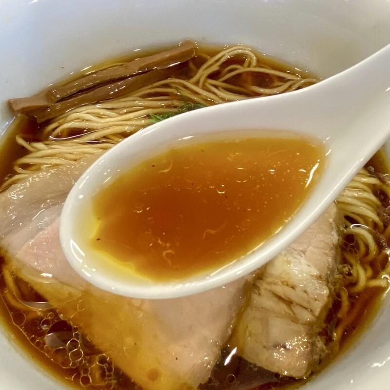 53's Noodle ゴミズヌードル 神奈川県藤沢市湘南台 醤油そば 醤油ラーメン スープ