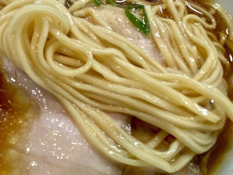 53's Noodle ゴミズヌードル 神奈川県藤沢市湘南台 醤油そば 醤油ラーメン 麺