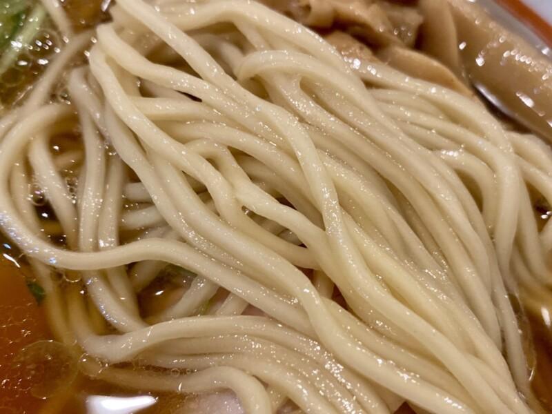 川の先の上 神奈川県横浜市港南区大久保 上大岡 らーめん正油 醤油ラーメン 自家製麺