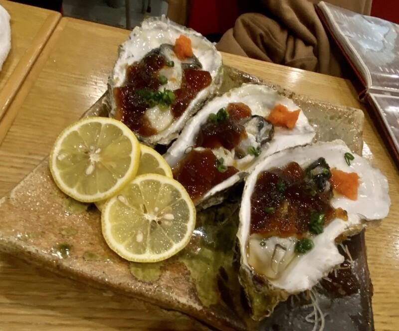 新海 本店 神奈川県横浜市大船 牡蠣
