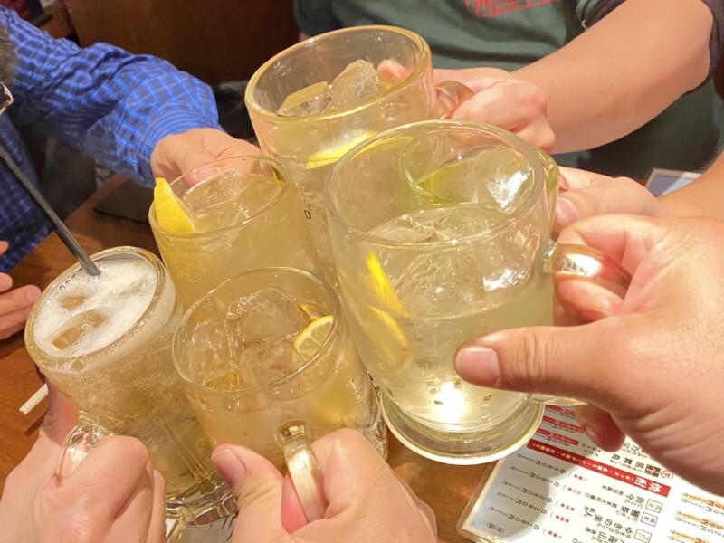 大衆酒場 ちばチャン 本八幡店 千葉県市川市南八幡 ハイボール 乾杯