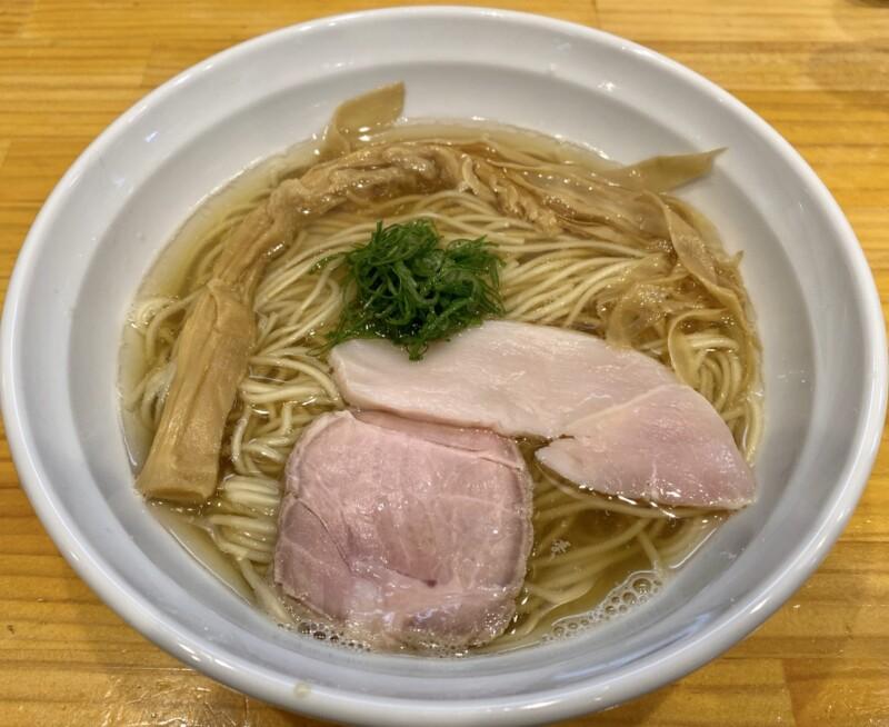 麺響 万蕾 メンキョウ バンライ 千葉県松戸市稔台 みのり台 白醤油らーめん