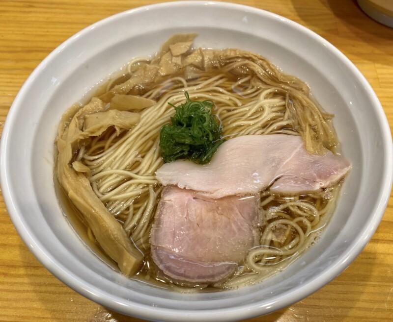 麺響 万蕾 メンキョウ バンライ 千葉県松戸市稔台 みのり台 醤油らーめん