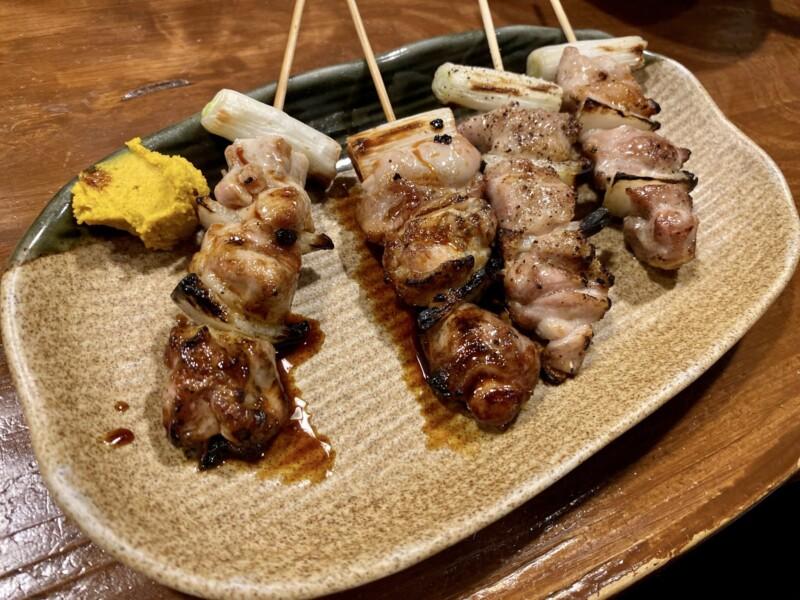 おでん処 じゅんちゃん かどや 新潟県新潟市中央区弁天 焼き鳥 鳥もも