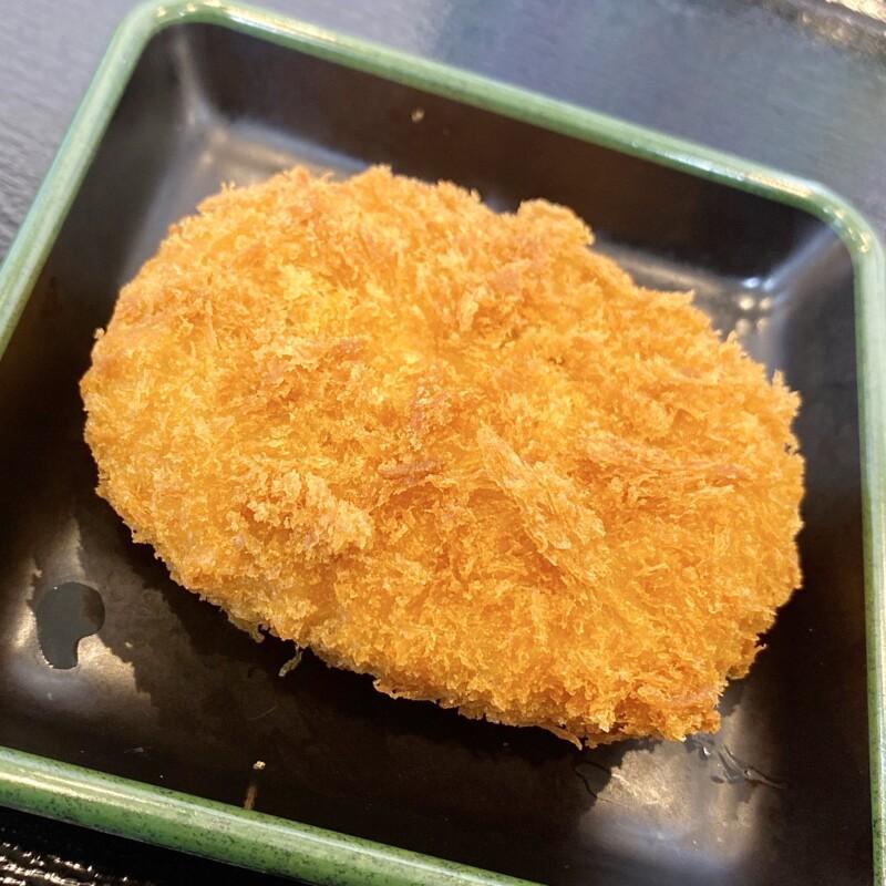 ゆで太郎 秋田まるごと市場店 秋田県秋田市卸町 コロッケ