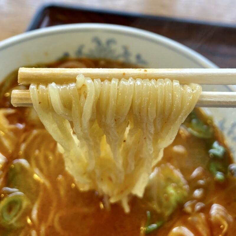 レストハウスポパイ 秋田県山本郡八峰町八森 烈辛ら〜めん ラーメン 麺