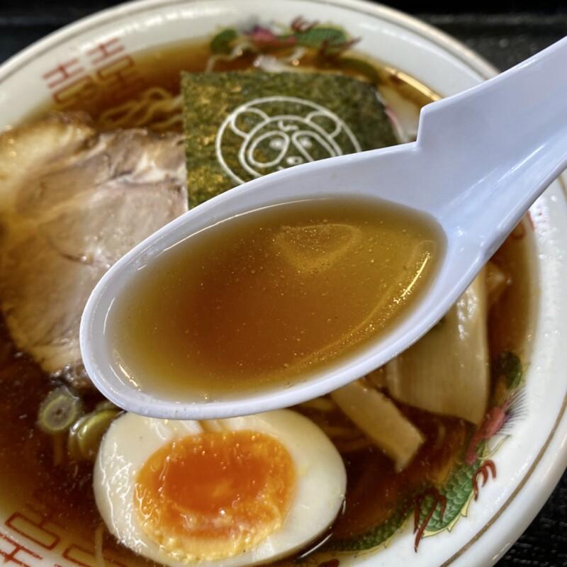 ラーメンショップAji-Q にかほ店 アジキュー 秋田県にかほ市平沢 そのまんま冷し 冷たいラーメン 冷やしラーメン スープ
