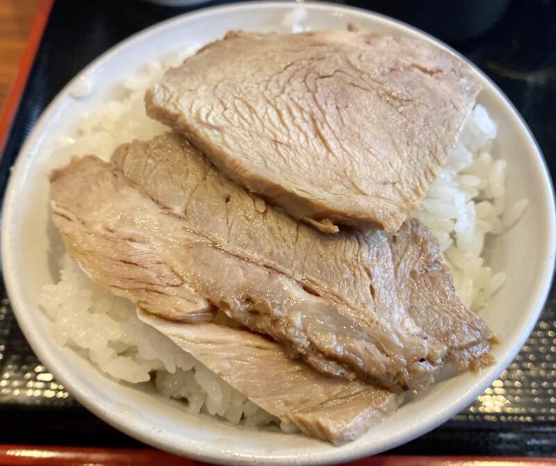 焼肉とラーメン 大昌園 バイパス店 秋田県能代市 ラーメンランチ 醤油ラーメン ご飯 チャーシューライス