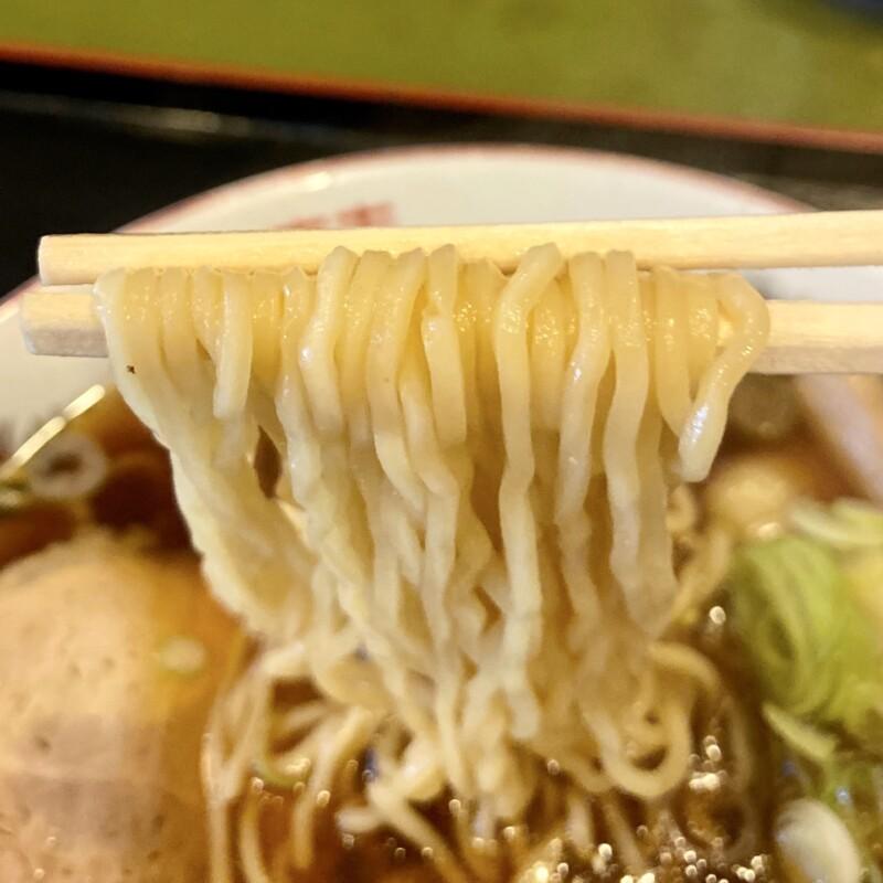 宝むらん 秋田県能代市柳町 ラーメン 醤油ラーメン 麺