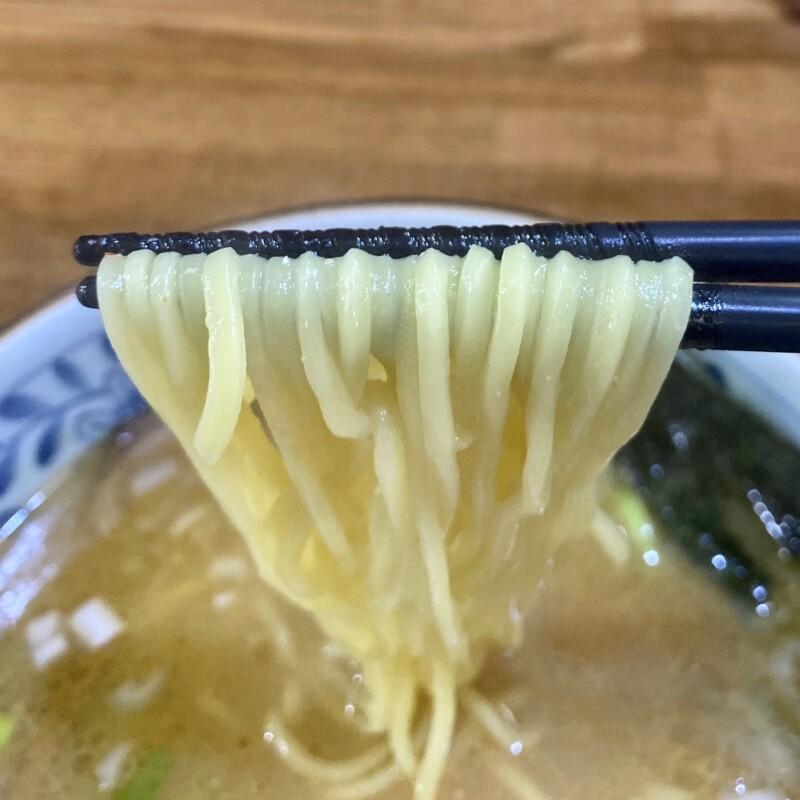 ら〜めん しののめ屋 麺菜亭 秋田県能代市落合 合わせみそら〜めん 合わせ味噌らーめん 麺