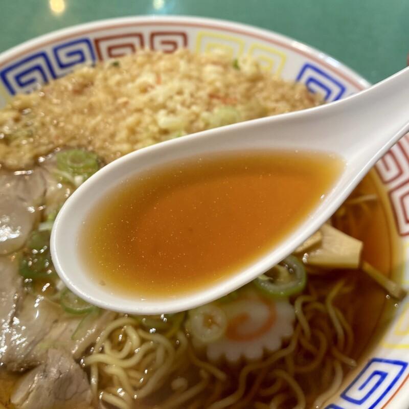 立喰い蕎麦・うどん レトロ 立食いそば 秋田県能代市住吉町 中華そば 天かす スープ