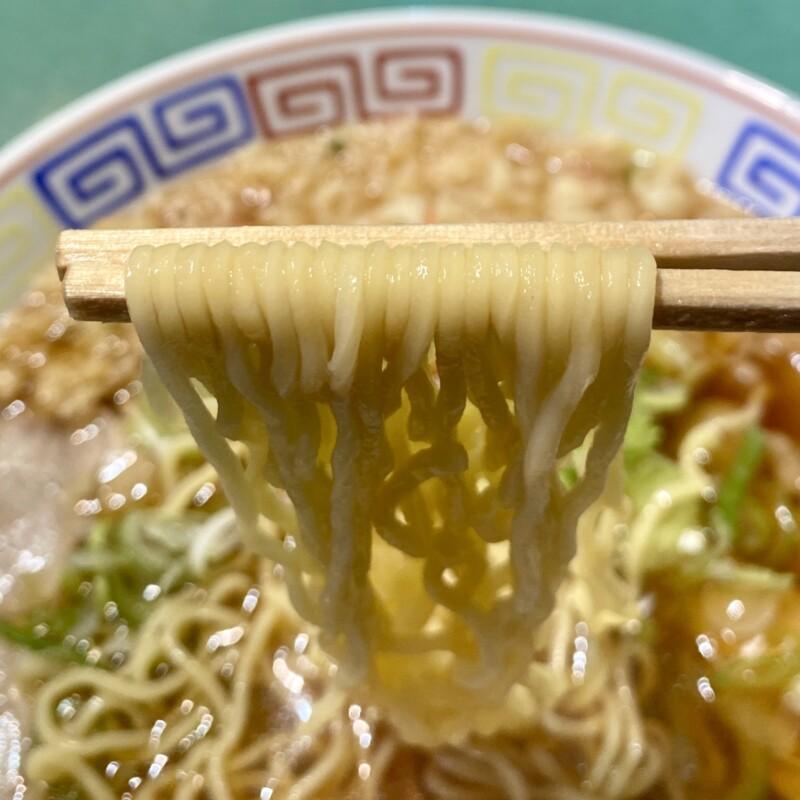 立喰い蕎麦・うどん レトロ 立食いそば 秋田県能代市住吉町 中華そば 天かす 麺