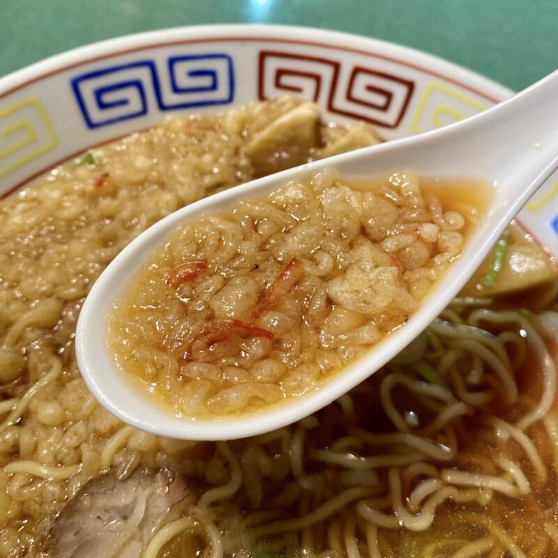 立喰い蕎麦・うどん レトロ 立食いそば 秋田県能代市住吉町 中華そば 天かす スープ 干し海老