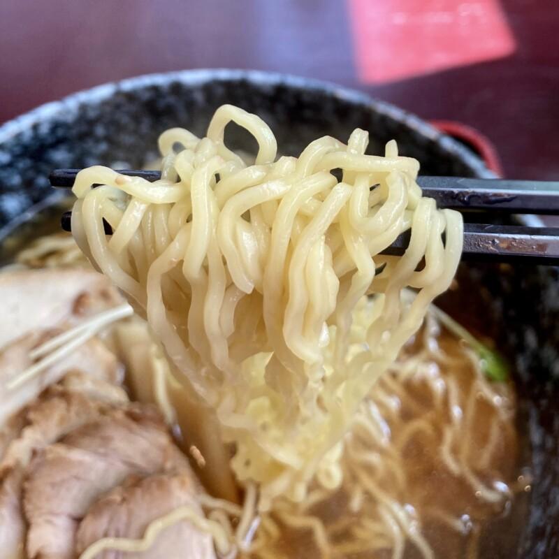 十割そば そばこまち 秋田県能代市明治町 チャーシューめん しょう油ラーメン 醤油ラーメン 麺