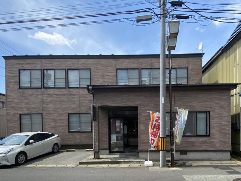海鮮料理バイキング 秋田県潟上市昭和大久保 外観
