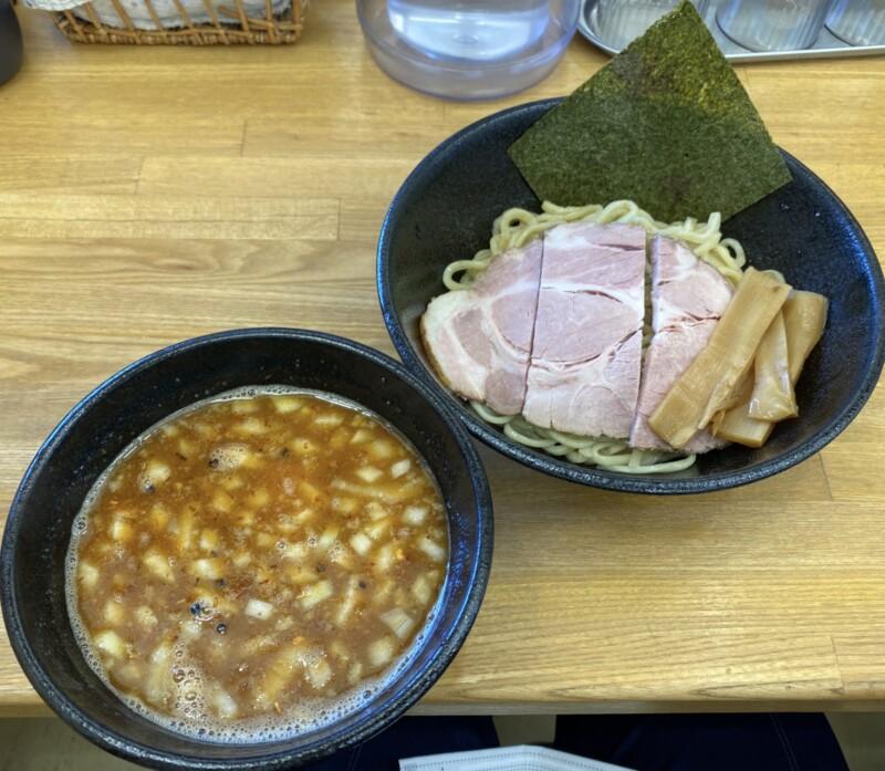 麺屋 羅漢 秋田県横手市条里 海老つけ麺