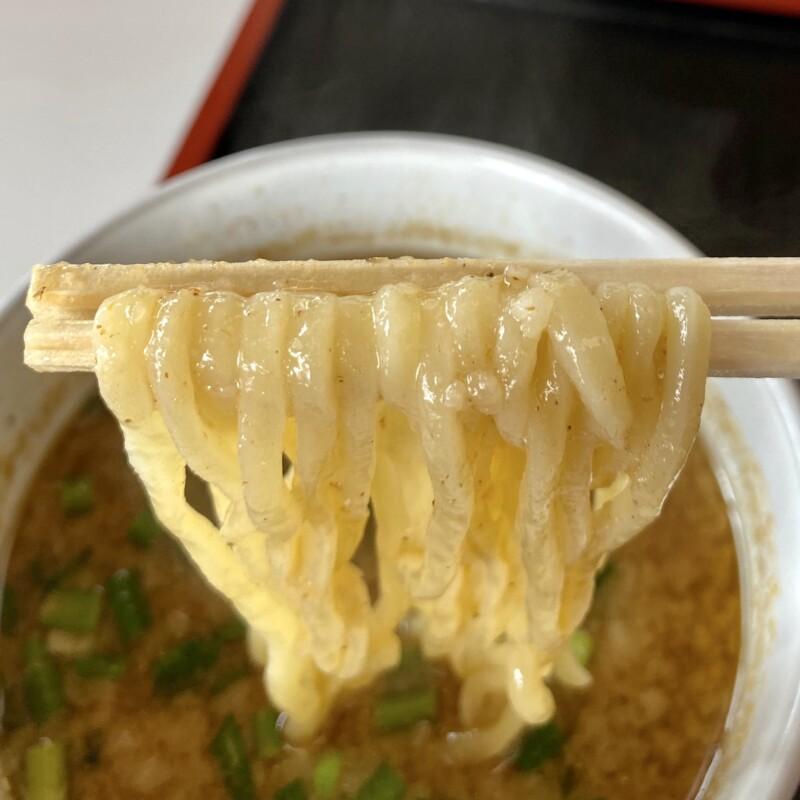 ラーメンとん太 湯沢店 秋田県湯沢市桜通り 特製つけ麺 味噌 麺
