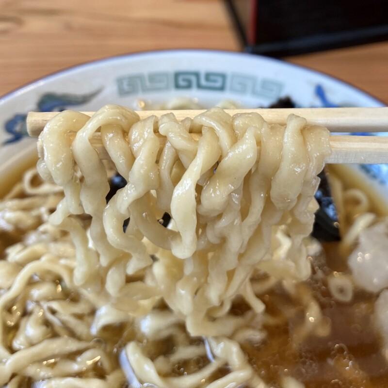 ケンちゃんラーメン 新庄店 山形県新庄市金沢 中華そば 普通 自家製麺