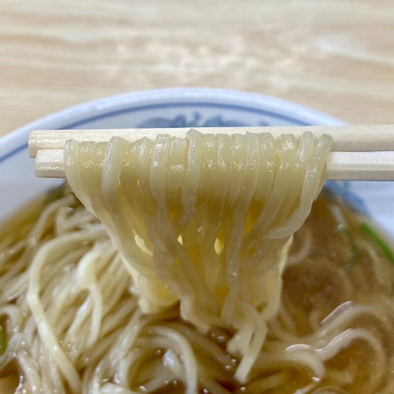 手打ち中華そば 大丸 山形県酒田市光ケ丘 ワンタンメン 自家製麺
