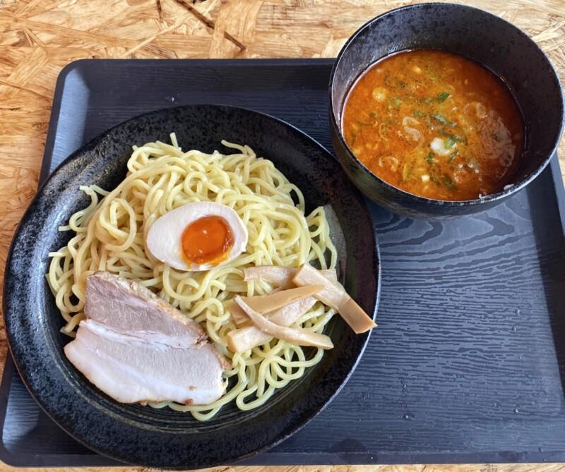 元氣屋 海老海 A・B・SEA エービーシー 秋田県にかほ市平沢 海老味噌つけめん つけ麺