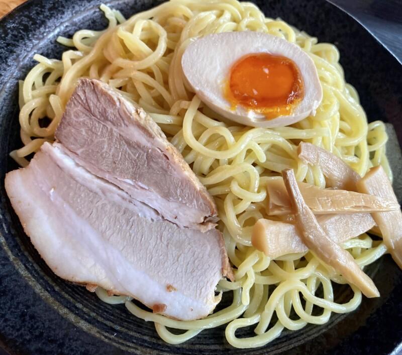 元氣屋 海老海 A・B・SEA エービーシー 秋田県にかほ市平沢 海老味噌つけめん つけ麺 具