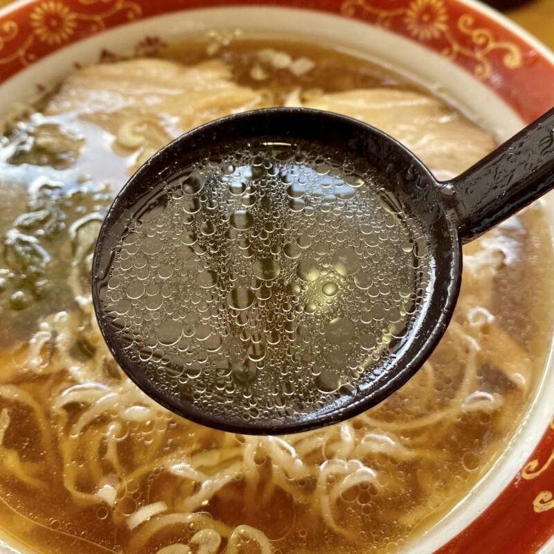 いもせ食堂 食処いもせ 山形県南陽市椚塚 支那そば スープ