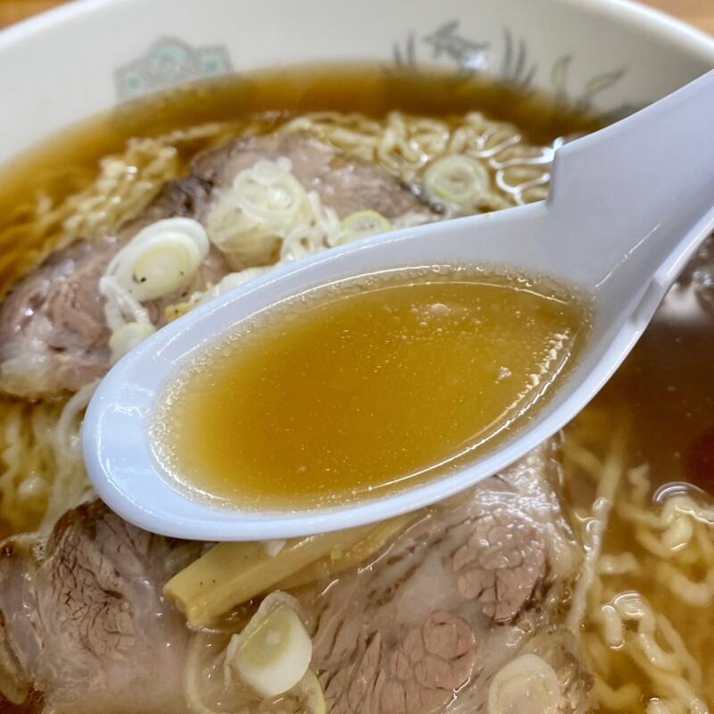 麺家ほり 山形県酒田市宮海 ラーメン スープ