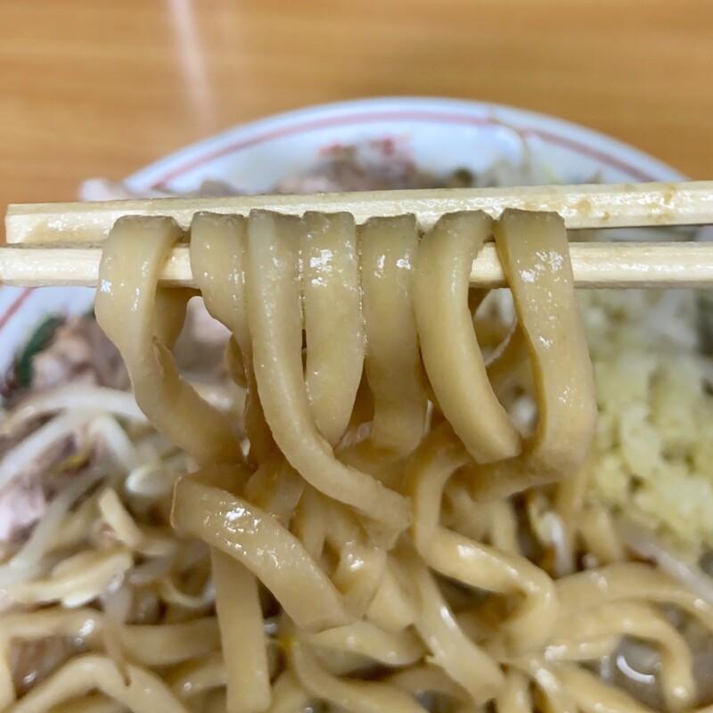 ラーメン陸王 秋田県秋田市川尻 二郎系 豚ラーメン 自家製麺