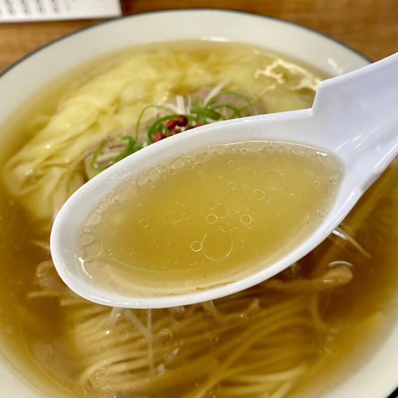 中華そば 琴の こんの 山形県鶴岡市羽黒町黒瀬 キンメの塩そば 金目鯛 スープ
