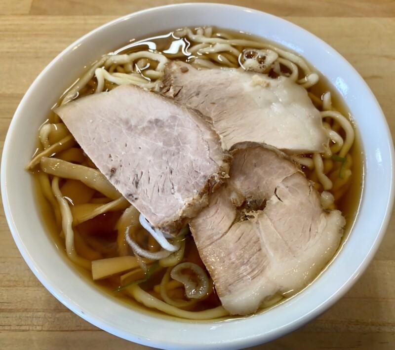 高長まるしげ 丸茂 青森県青森市妙見 津軽煮干しラーメン 中華そば
