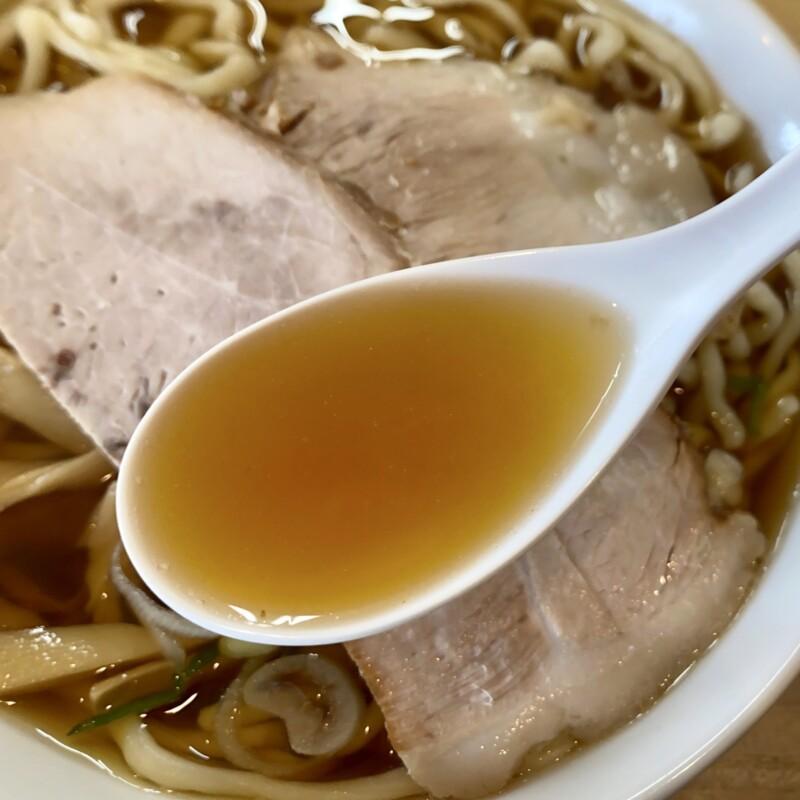 高長まるしげ 丸茂 青森県青森市妙見 津軽煮干しラーメン 中華そば スープ