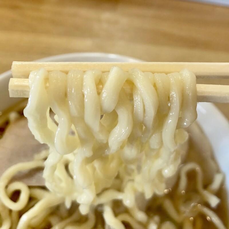 高長まるしげ 丸茂 青森県青森市妙見 津軽煮干しラーメン 中華そば 自家製麺