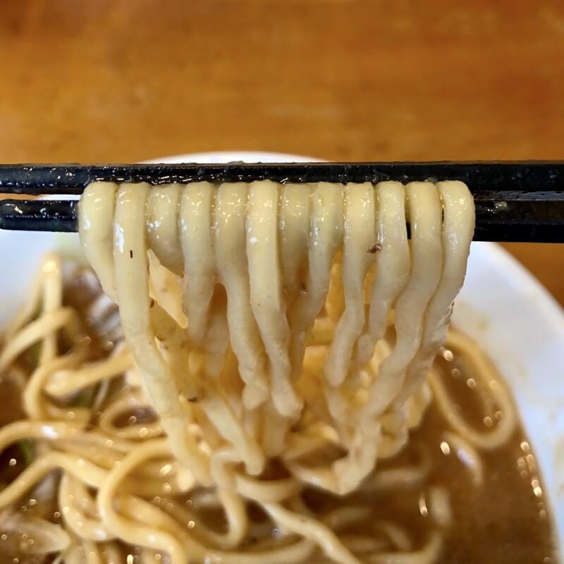 麺屋 傑心 けしん 福島県福島市南矢野目 海老らーめん HEAVY 濃厚 麺