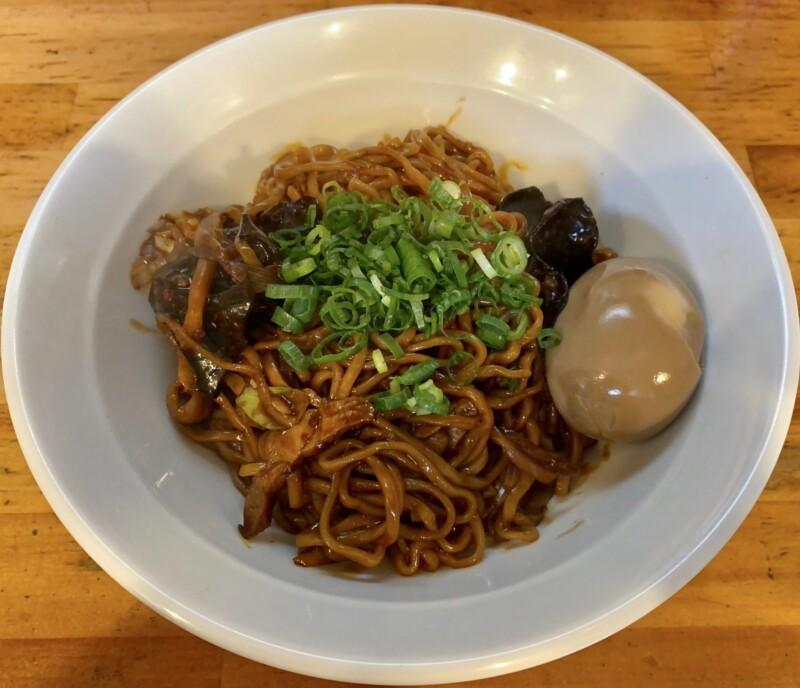 中華そばde小松 秋田県大仙市大曲丸の内 海老辛炒麺