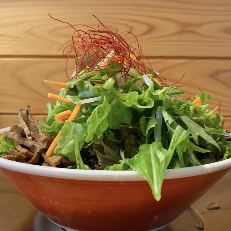 湯の台食堂 秋田県にかほ市象潟町横岡 汁無し中華 汁なしまぜそば 具