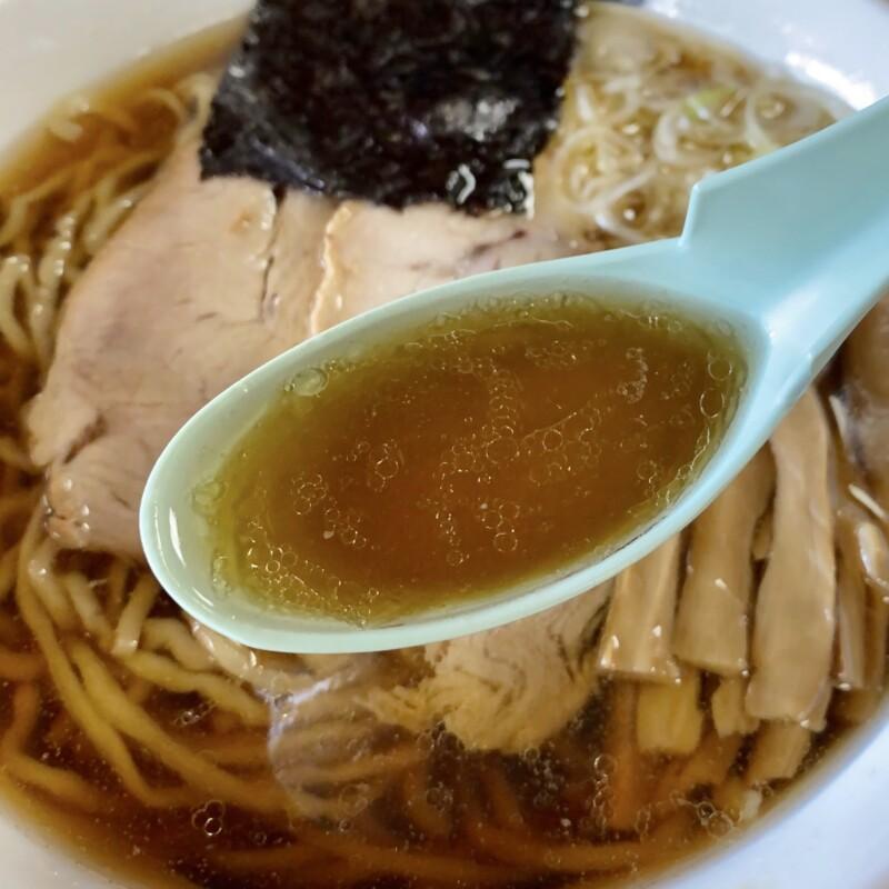 中華そば処 琴平荘 山形県鶴岡市三瀬己 中華そば こってり スープ