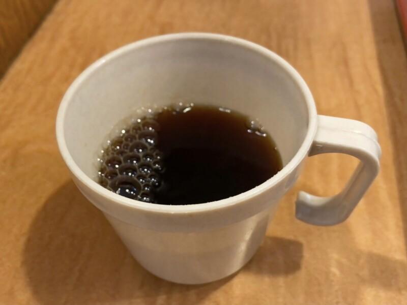 味噌家 がんこ亭 岩手県北上市村崎野 ランチタイム ドリンク無料サービス コーヒー