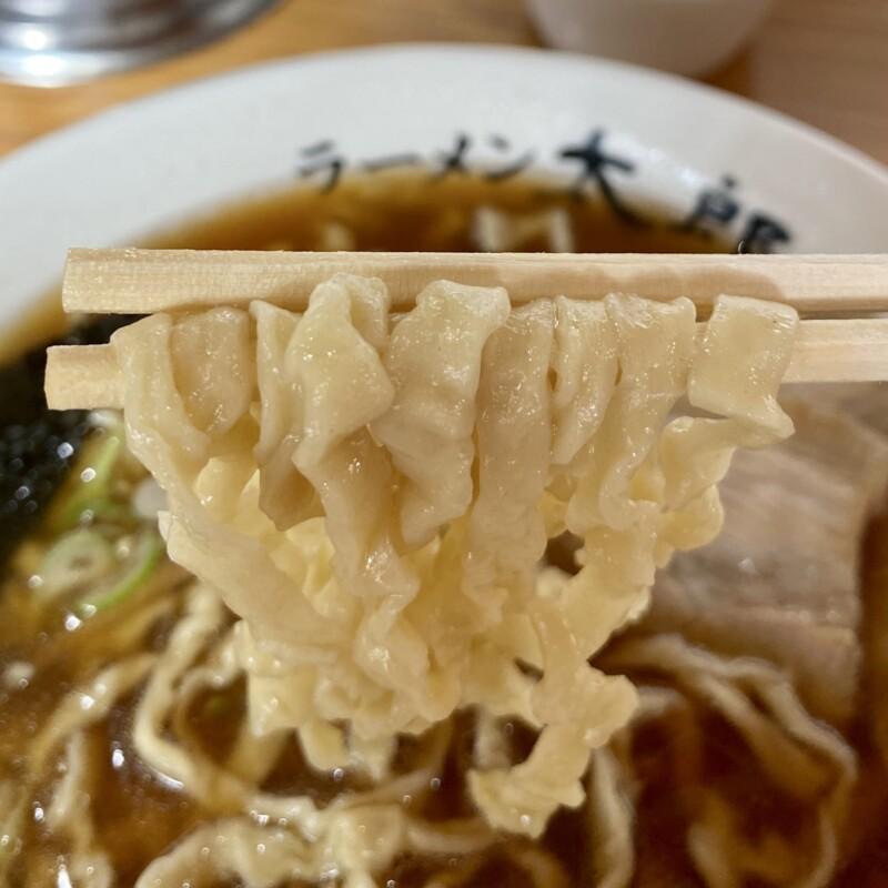 ラーメン太郎 山形県酒田市宮野浦 ケンちゃんラーメン インスパイア 中華そば 麺